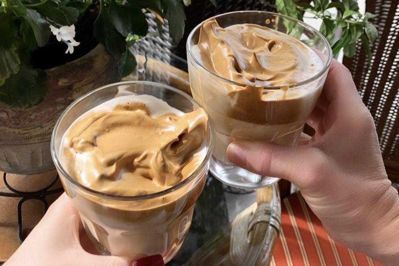 Tiktok Café Dalgona
